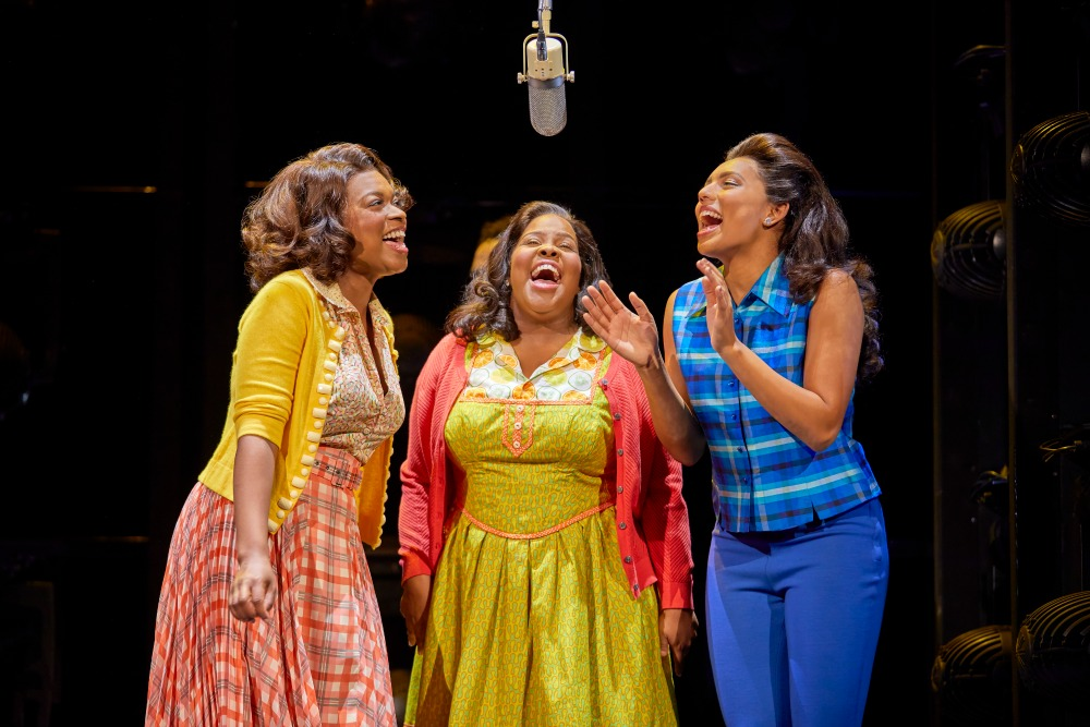 Sonja Friedman Productions DREAMGIRLS _R016138