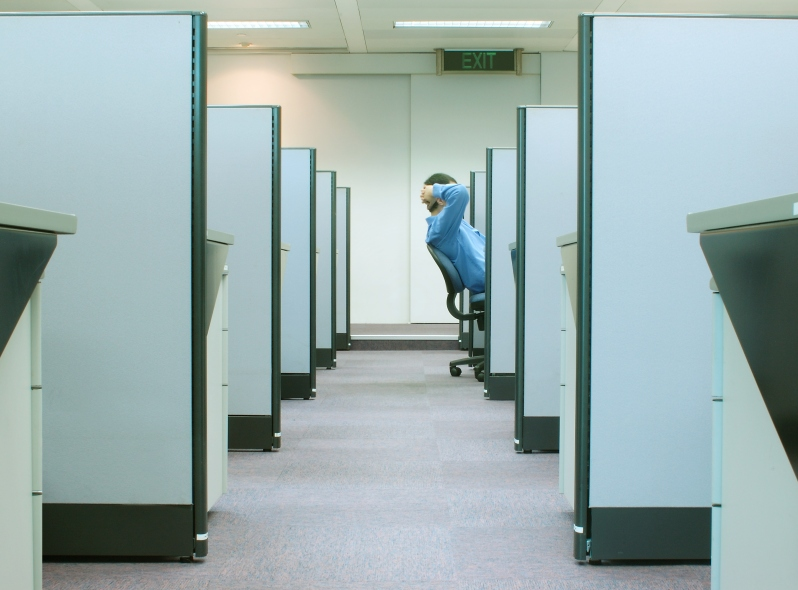 cubicles - office series 2