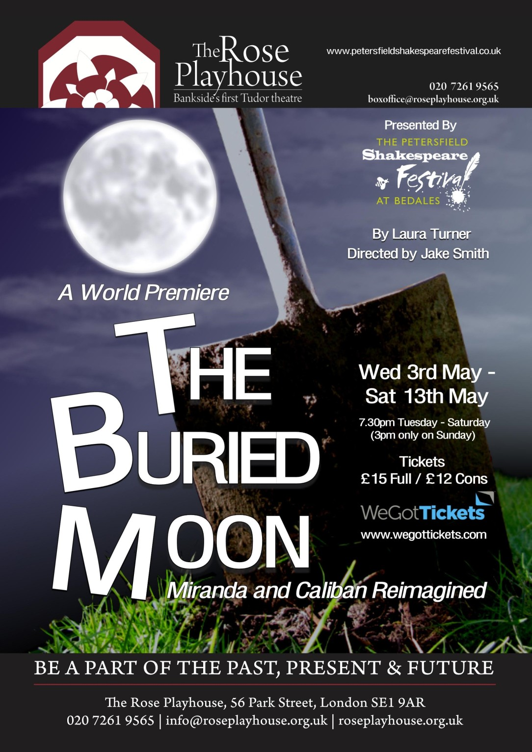 THE BURIED MOON POSTER Final Jpeg