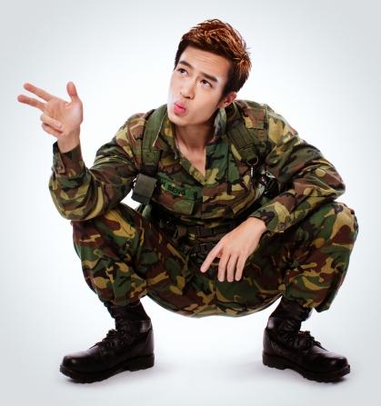 ah beng[Credit]Army Daze 2
