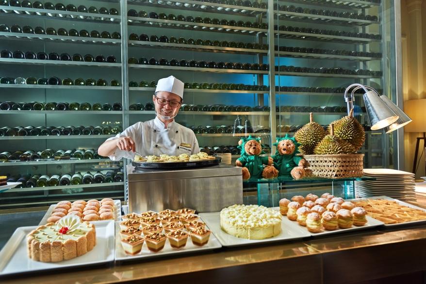 Goodwood Park Hotel Durian Dessert Buffet (1)