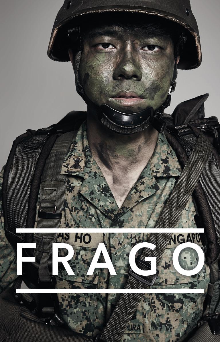 FRAGO by Lucas Ho