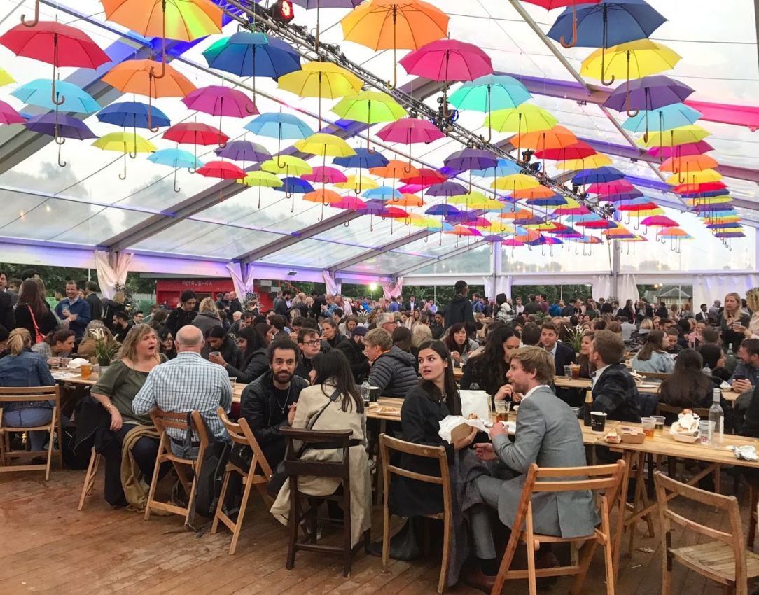 London Food Month Night Market Review