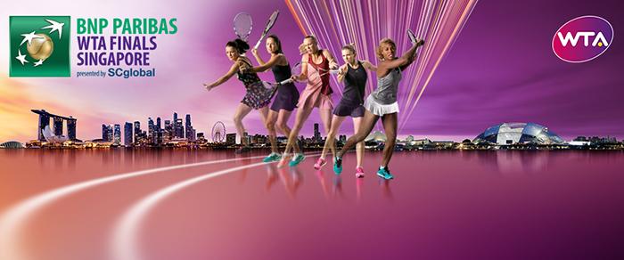 BNP PARIBAS WTA FINALS SINGAPORE