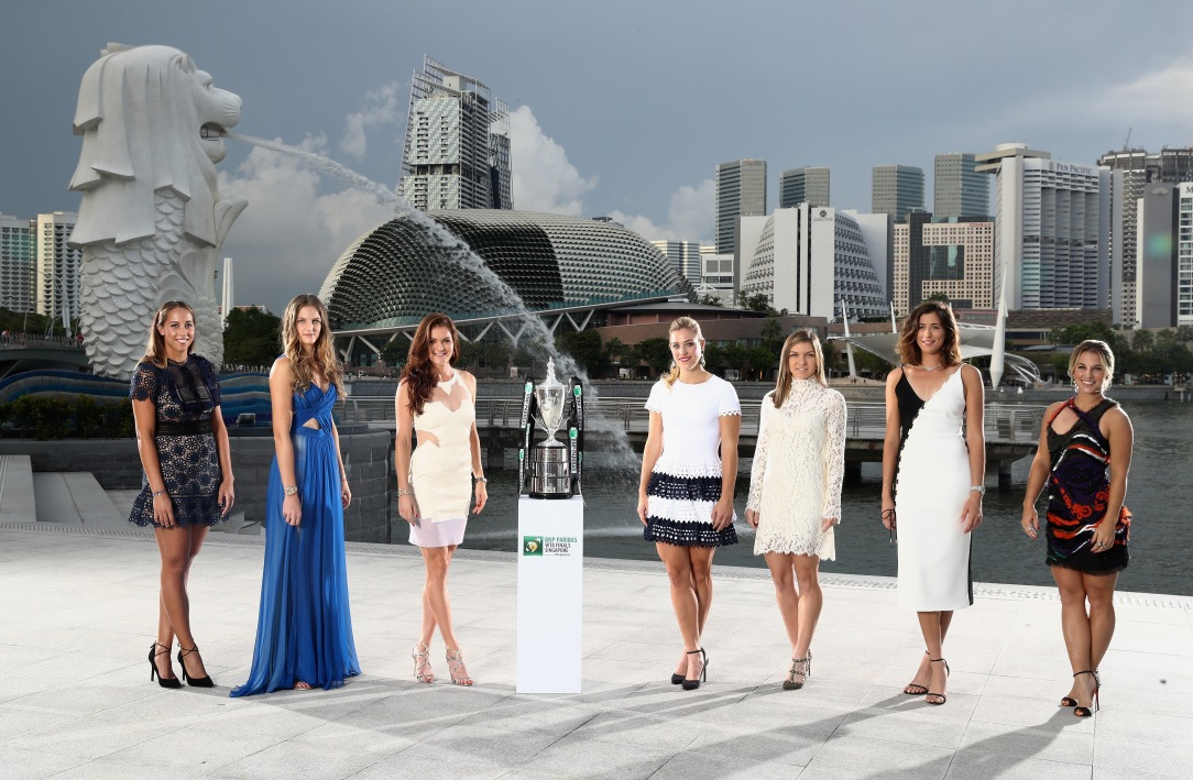 BNP Paribas WTA Finals: Singapore 2016 - Previews