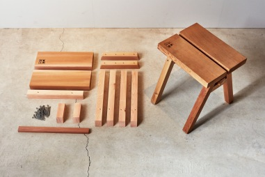 Stool Kit_Ishinomaki Lab