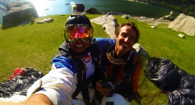 BASE_Alexander Poll and Carlos Briceno Schutte in Norway (Alex GoPro).Still017