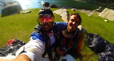 BASE_Alexander Poll and Carlos Briceno Schutte in Norway (Alex GoPro).Still017