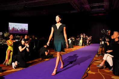 SINGAPORE – Garbine Muguruza of Spain pictured at the official singles draw ceremony ahead of the BNP Paribas WTA Finals Singapore presented by SC Global at the Singapore Indoor Stadium, October 22 – October 29, 2017. At the Marina Bay Sands Convention Centre. Picture by Paul Lakatos/ Lagardère Sports.