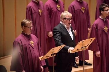 World-renowned Norwegian tenor, Thomas Ruud