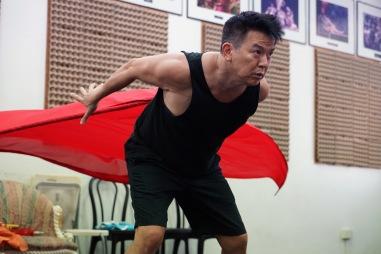 Glen in Rehearsals - 2
