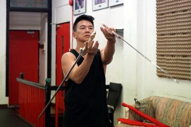Glen in Rehearsals - 3