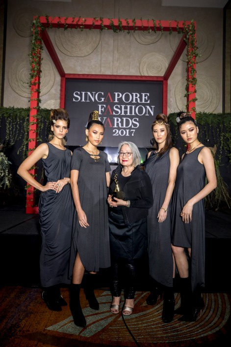 Designer of the Year (Accessories) Marilyn Tan