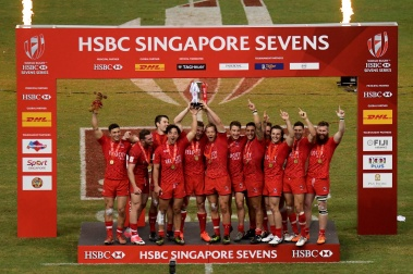 3. Surprising Singapore serves up a second straight underdog champions in Canada in 2017, following Kenya the previous year