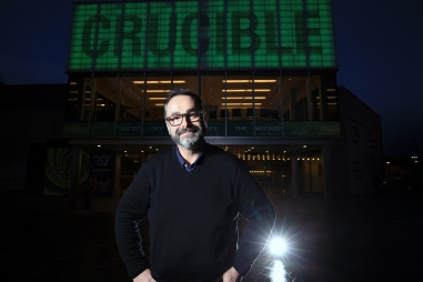 Sheffield Theatres Chief Executive, Dan Bates. Picture: Chris Etchells
