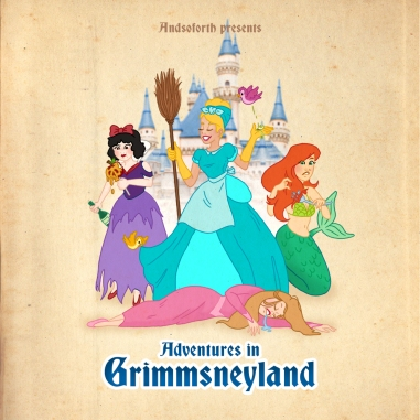 Grimmsneyland poster 2.0 1000px