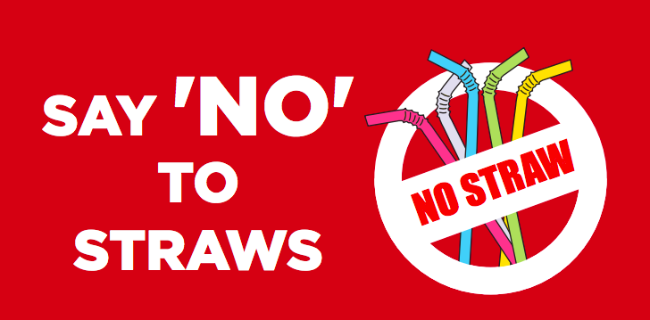 Image result for NO STRAW