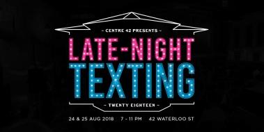 Late-Night Texting 2018